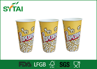 China Personalisierte Recycling Food Packaging Kundenspezifische Popcorn Eimer, Kleine Popcorn Boxes Firma